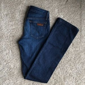 JOE'S JEANS Slim Cut Mini Boot Jeans
